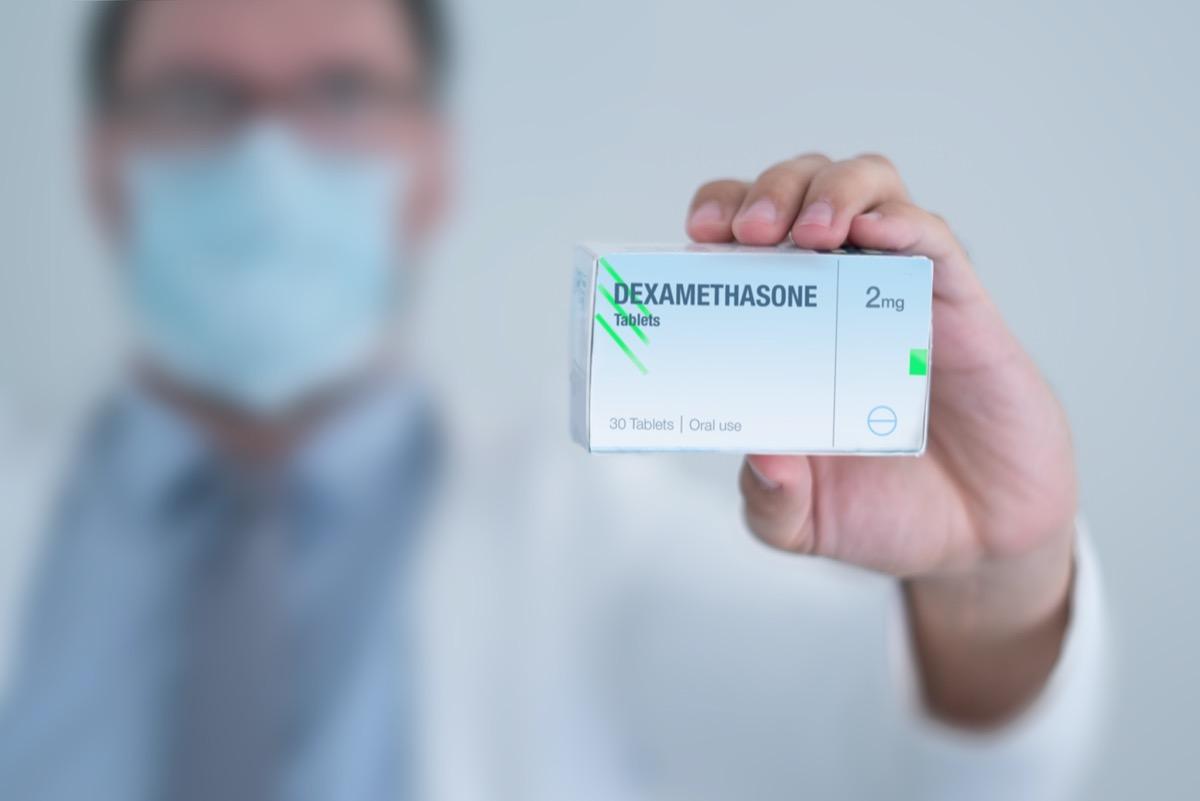 Dexamethasone Corticosteroid