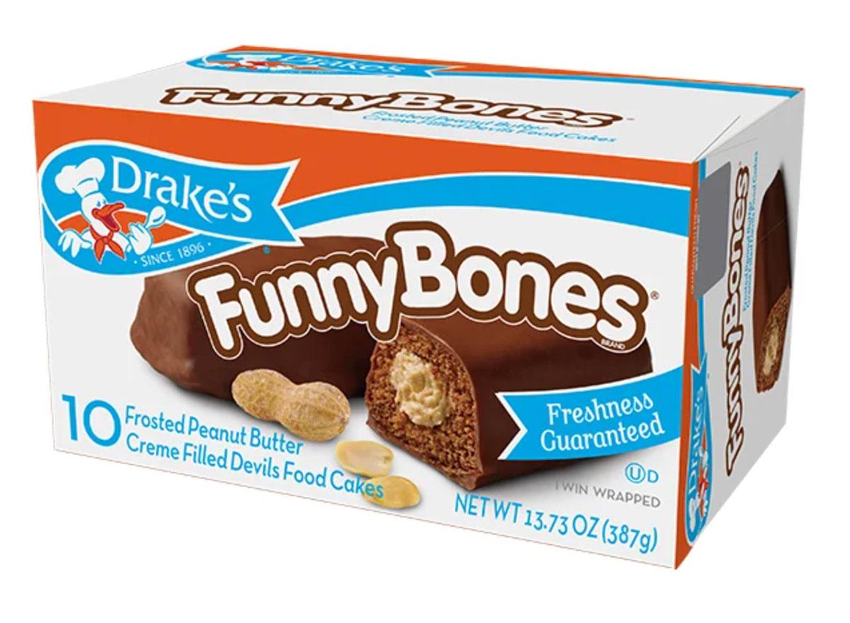 drakes funny bones