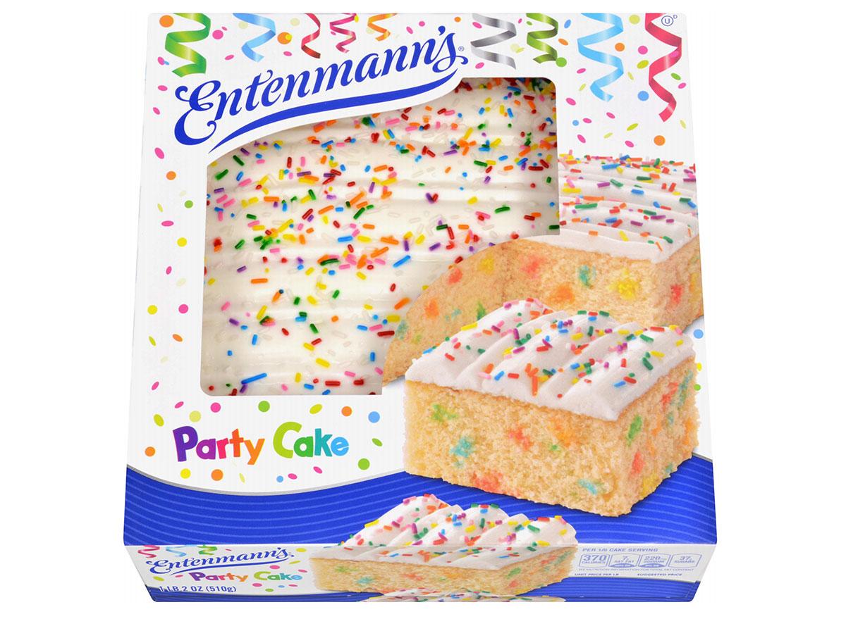 entenmanns party cake
