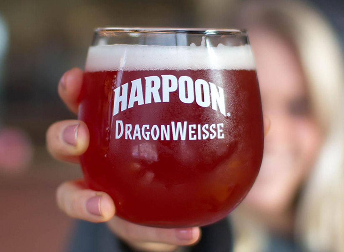 harpoon dragonweisse