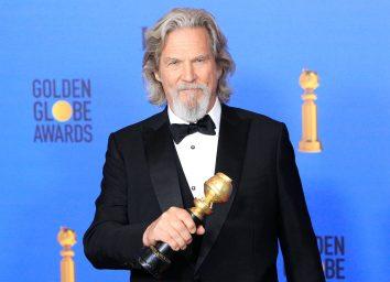 Jeff Bridges at the 76th Annual Golden Globe Awards