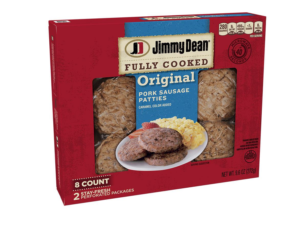 jimmy dean breakfast sausage