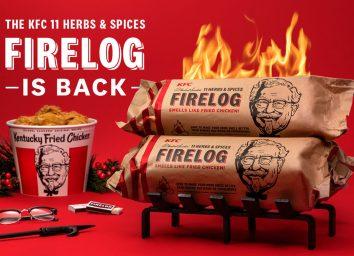 kfc firelog walmart
