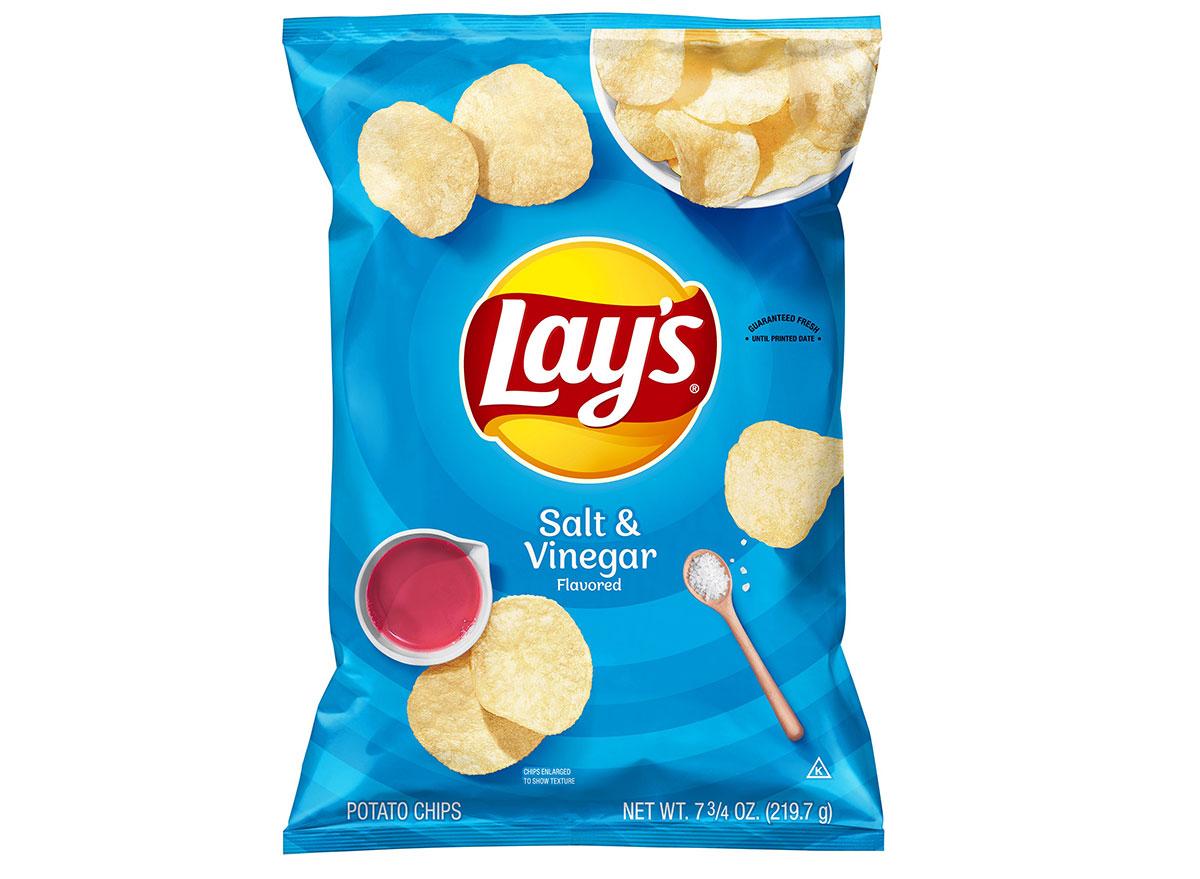 lays salt vinegar