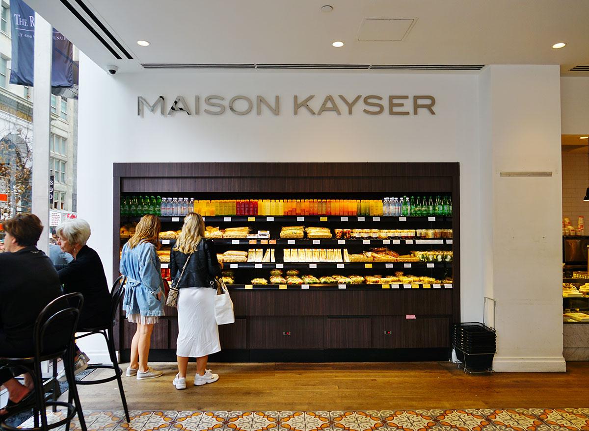 maison kayser storefront