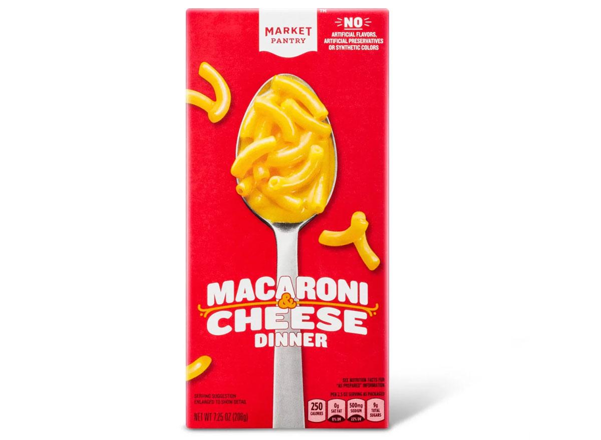 market pantry mac and cheese