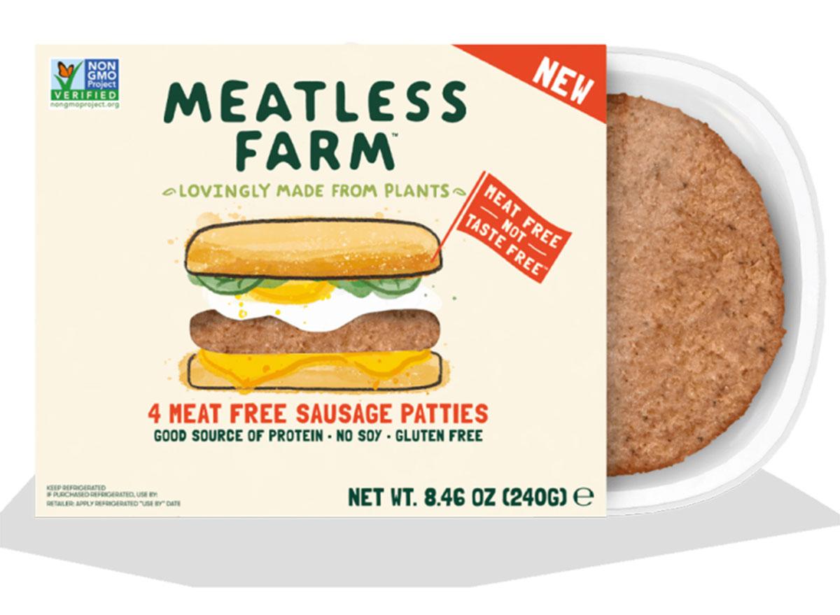 meatless farm sausage
