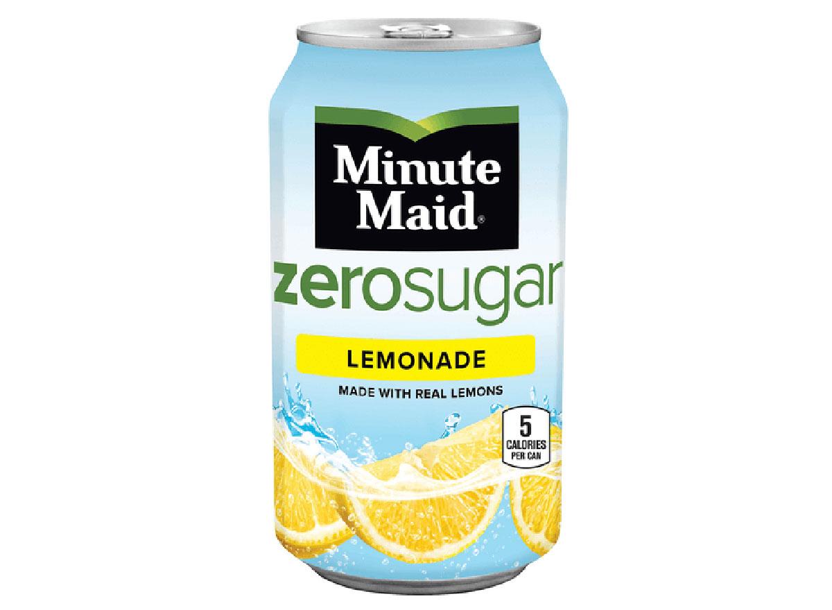 minute maid zero sugar