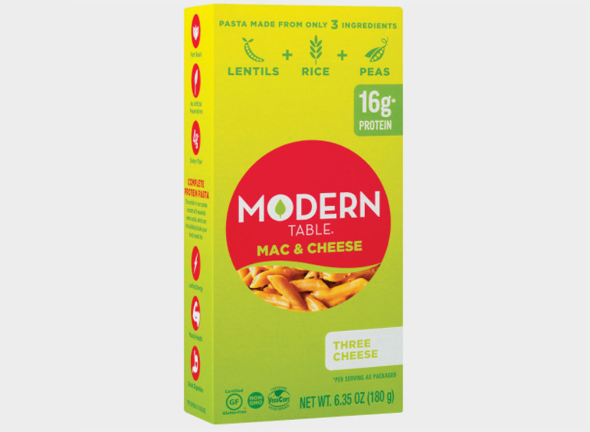 modern mac and cheese