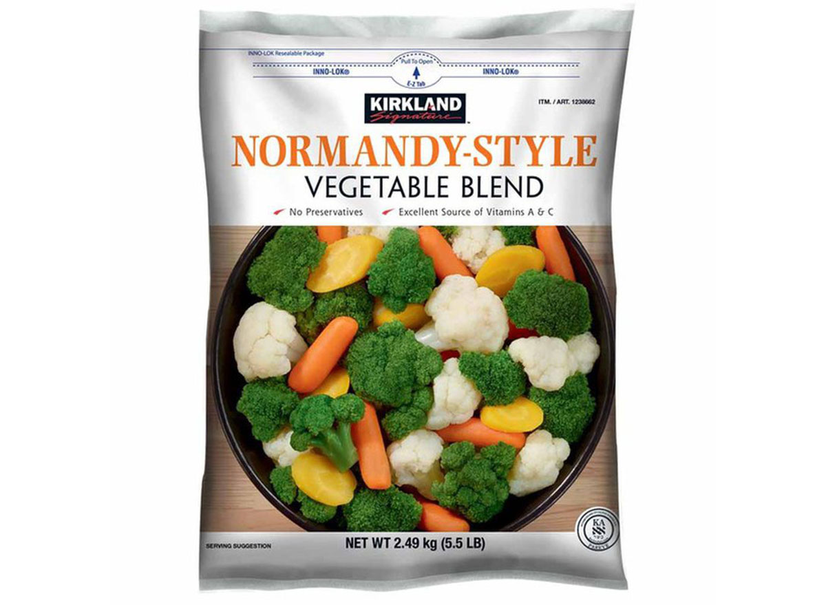 normandy-style vegetable blend