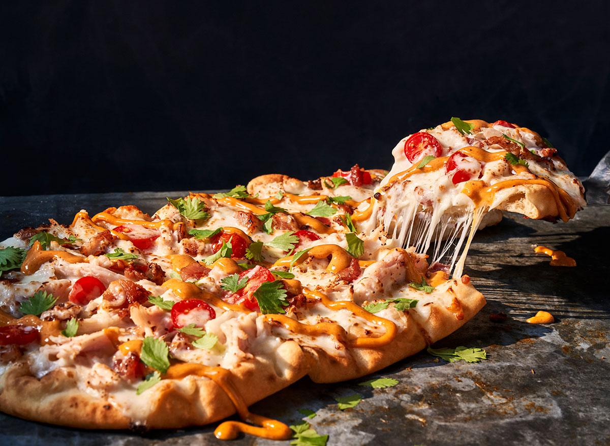 panera flatbread pizza chipotle chicken