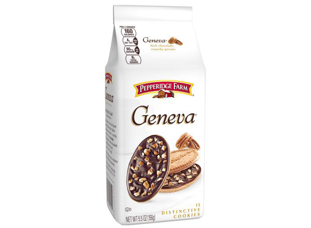 pepperidge farm geneva cookie bag