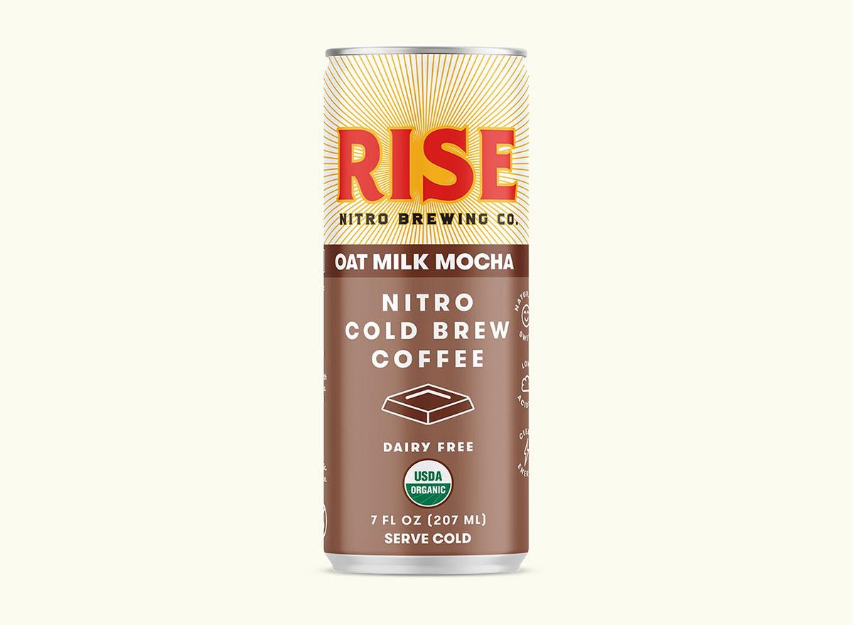 rise mocha cold brew