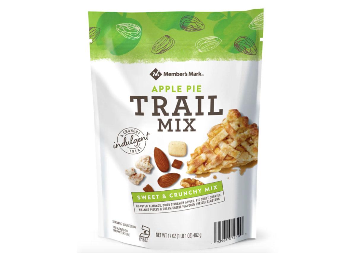 sams club members mark apple pie trail mix