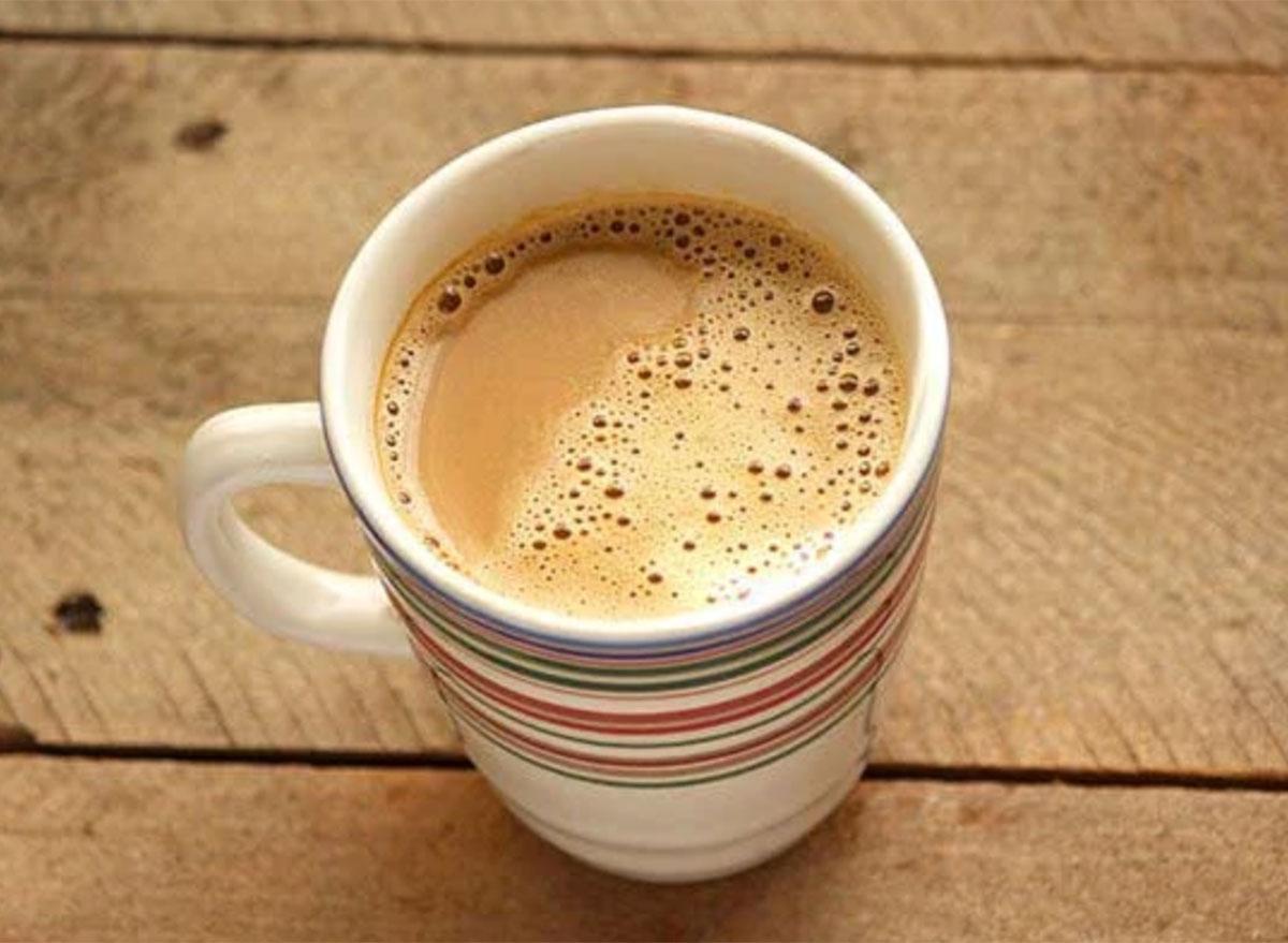 skinny paleo latte