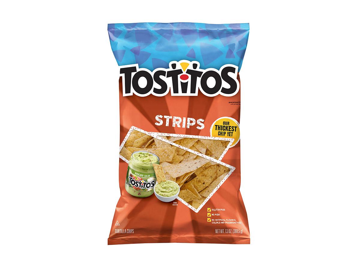 tostitos strips