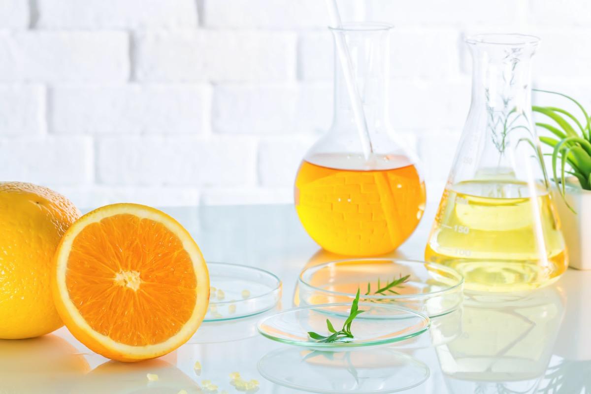 Citrus essential