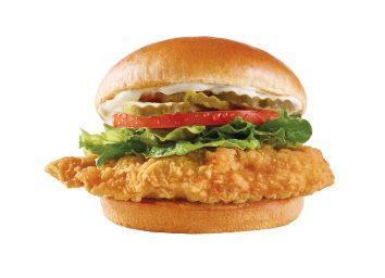 wendys classic chicken sandwich
