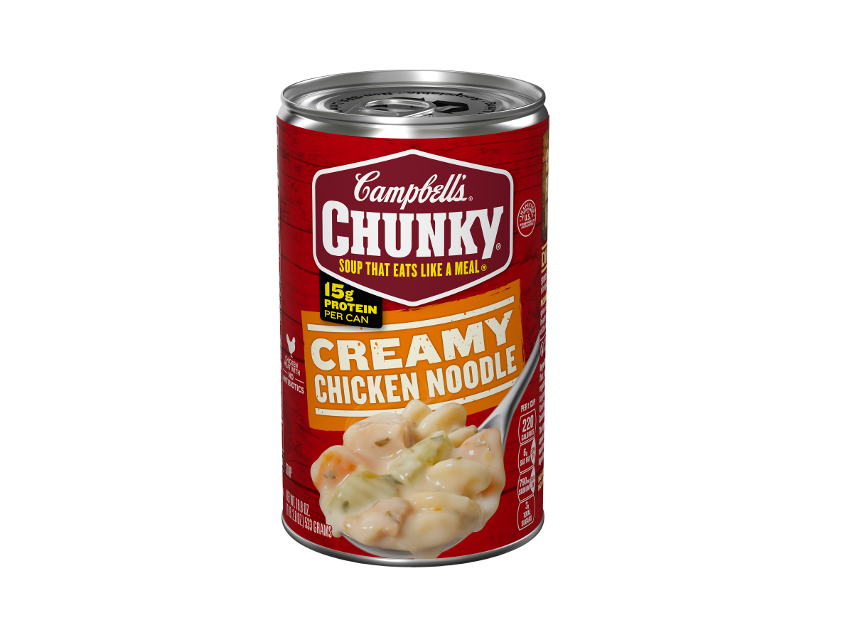 campbells chunky creamy chicken noodle soup