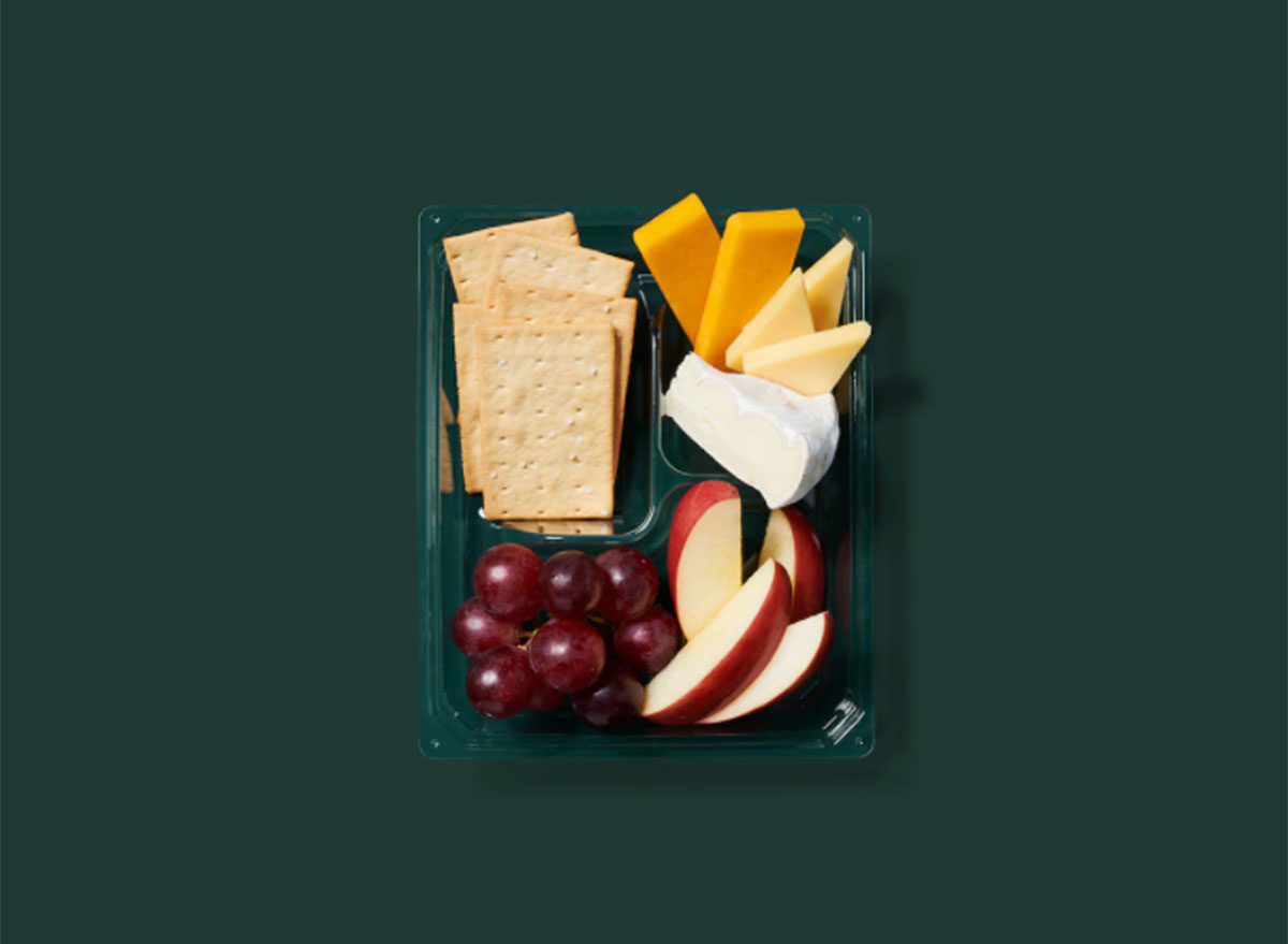 cheese fruit protein