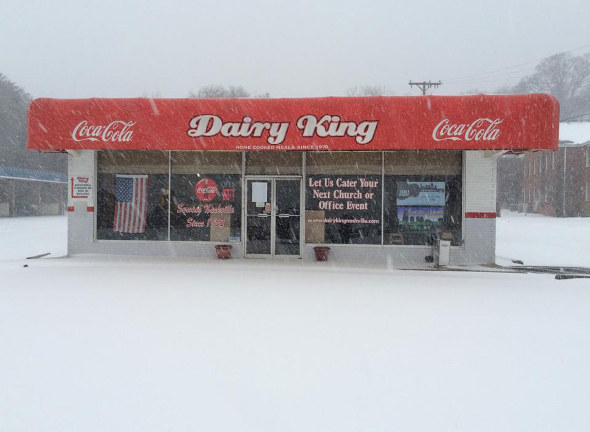 dairy king tennessee