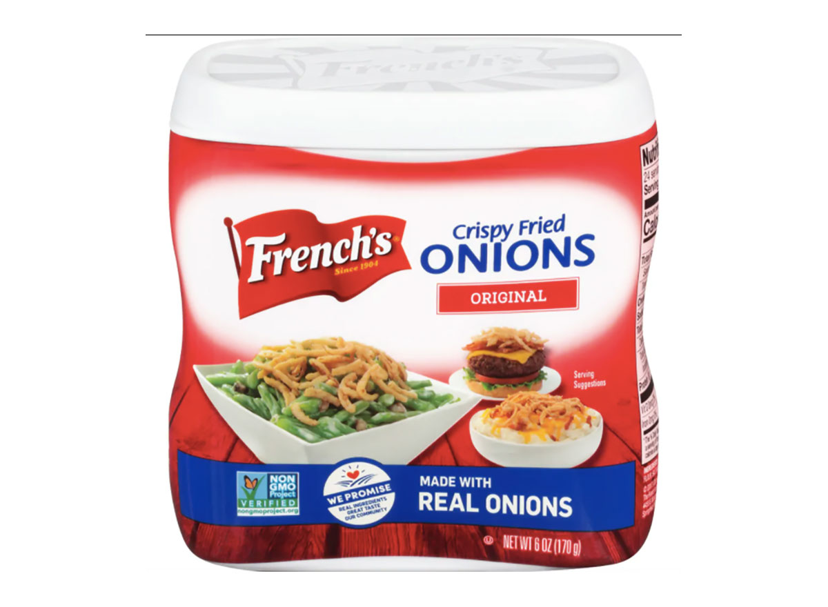 frenchs crispy fried onions