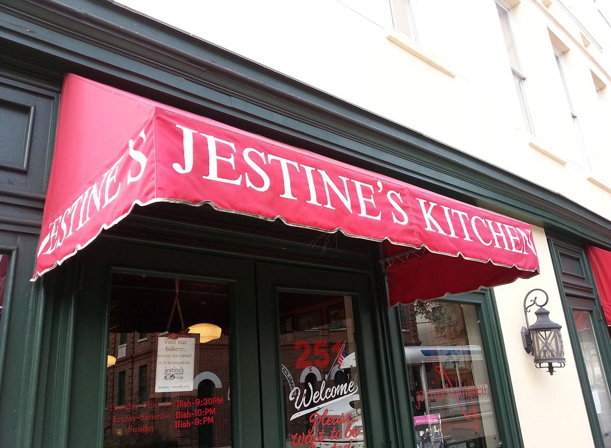 jestines kitchen south carolina