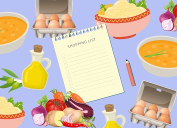 shopping list essentials