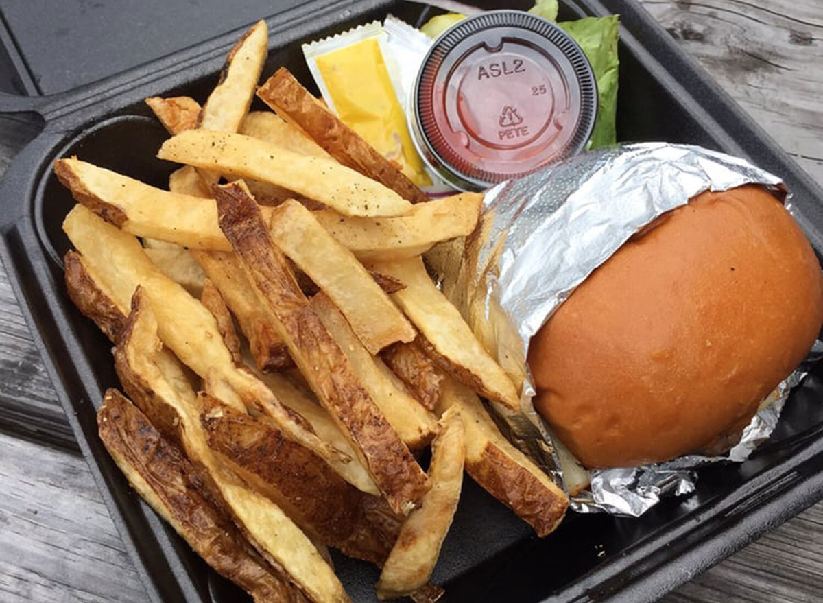 tennessee grill shack fries