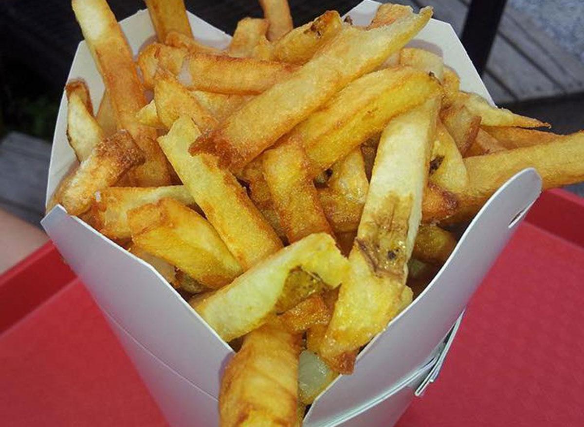 vermont roxies fries