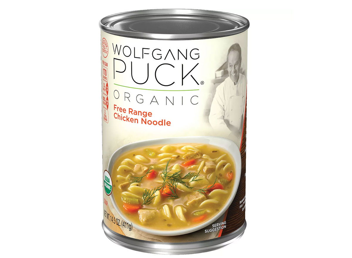 wolfgang puck chicken soup