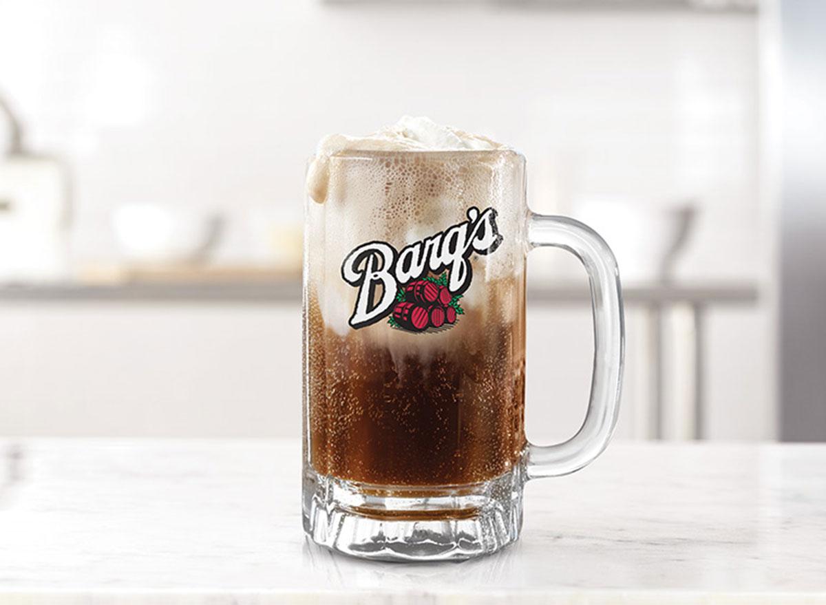 arbys root beer float