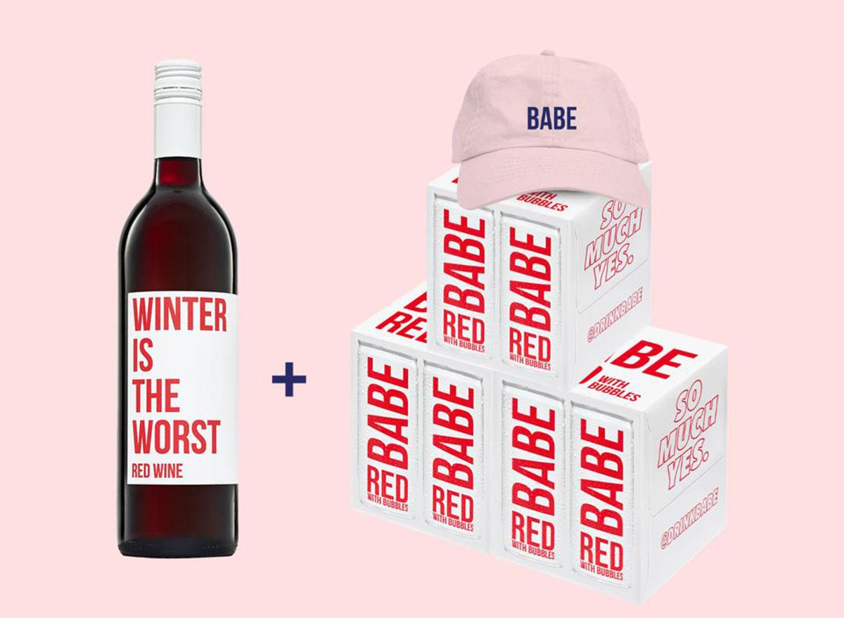 babe red bundle