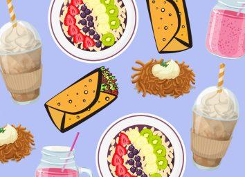 breakfast orders