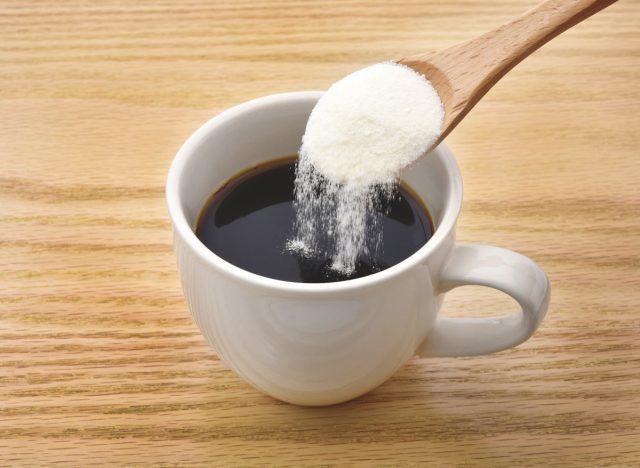 collagen protein powder coffee