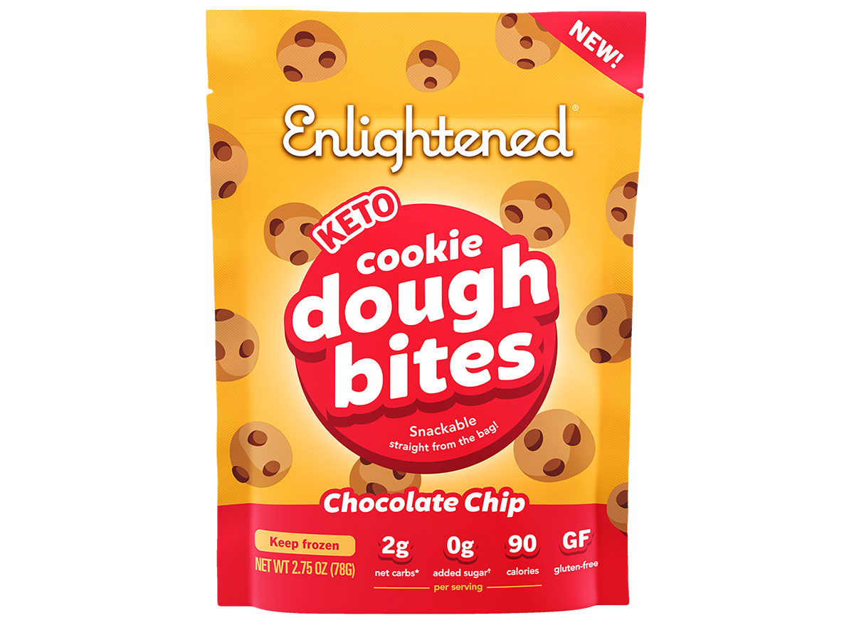 enlightened cookie dough bites