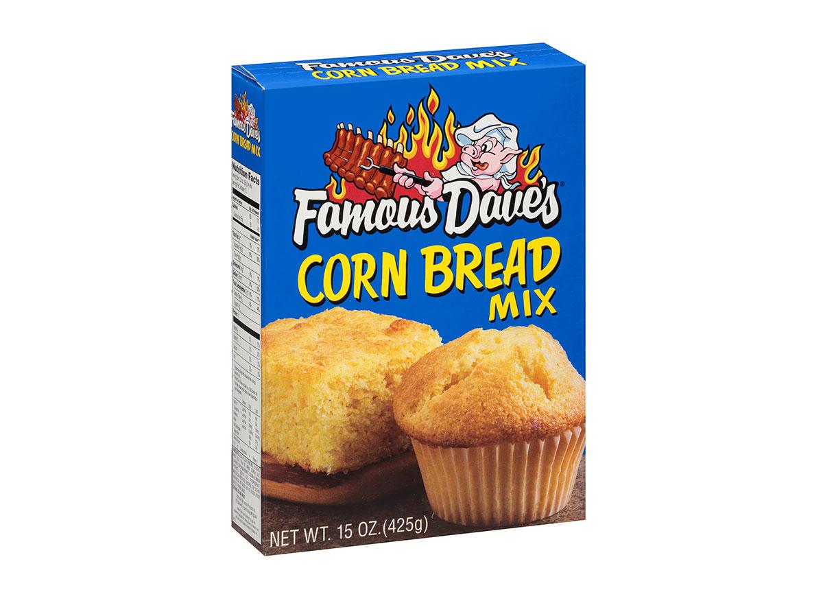 famous daves cornbread mix