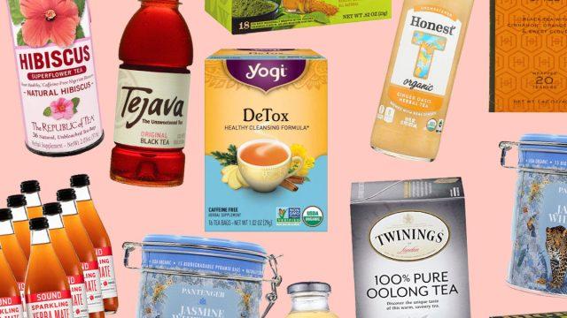 healthiest teas