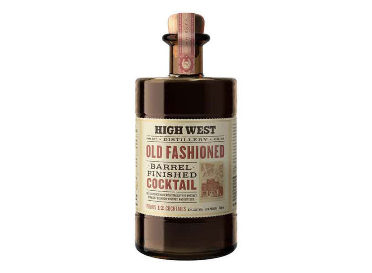 high west old fashioned