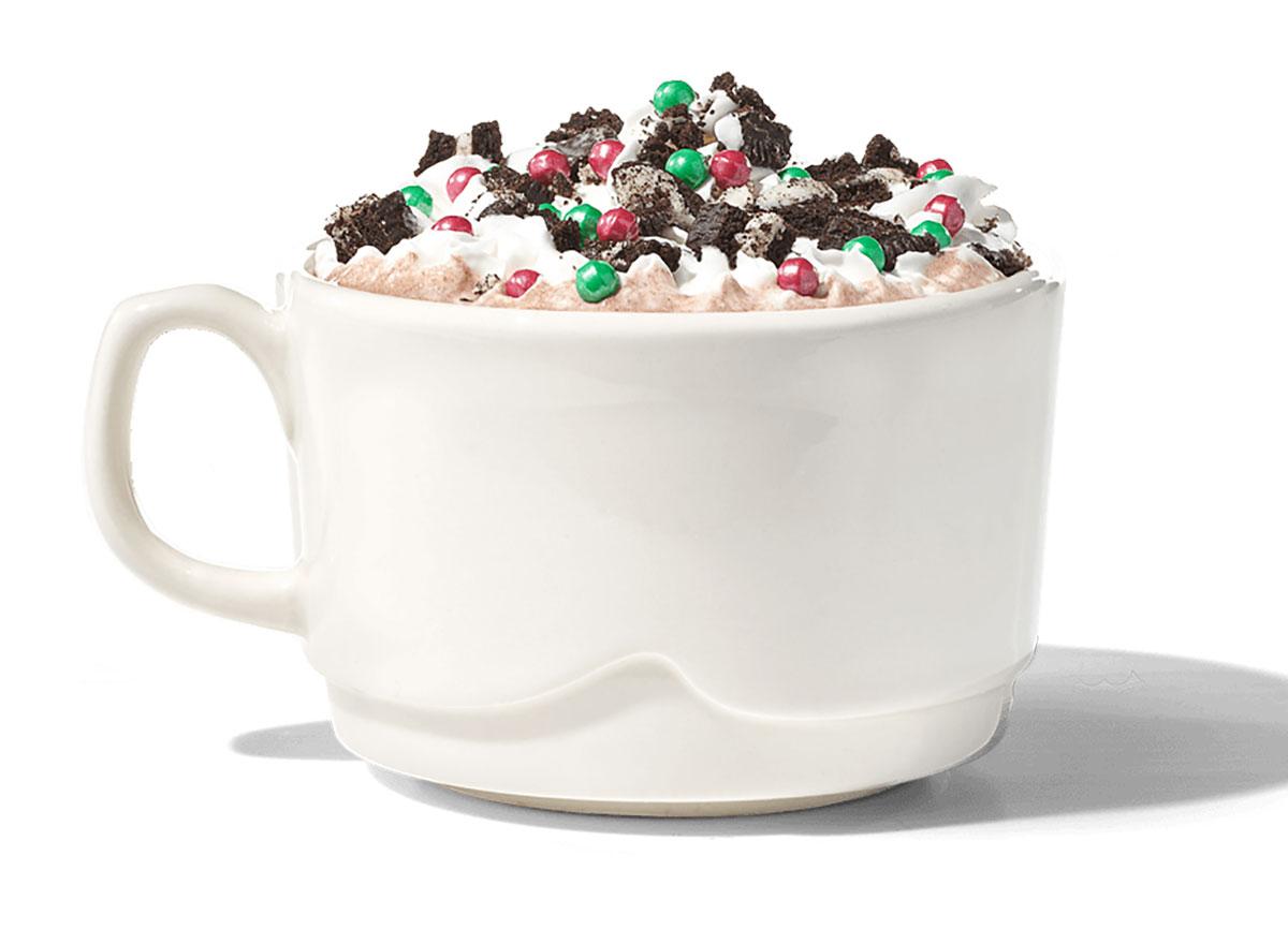 ihop holiday hot chocolate