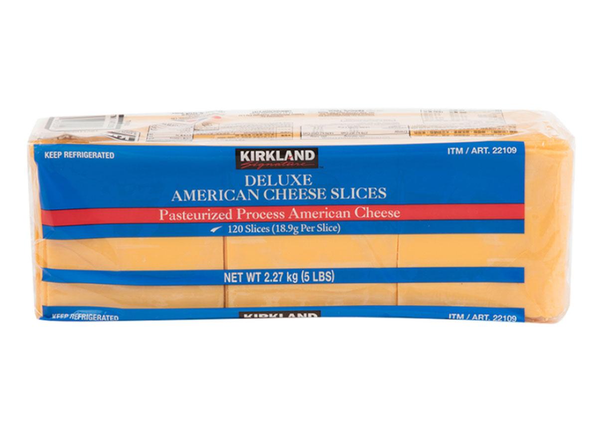 kirkland american cheese