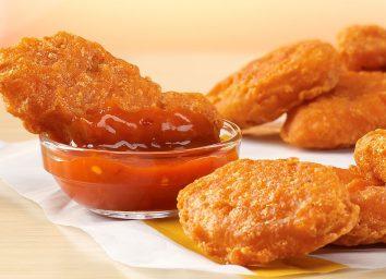 mcdonalds spicy mcnuggets