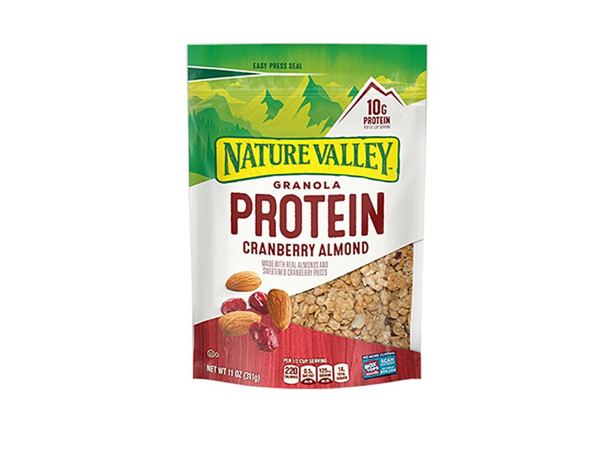 nature valley granola