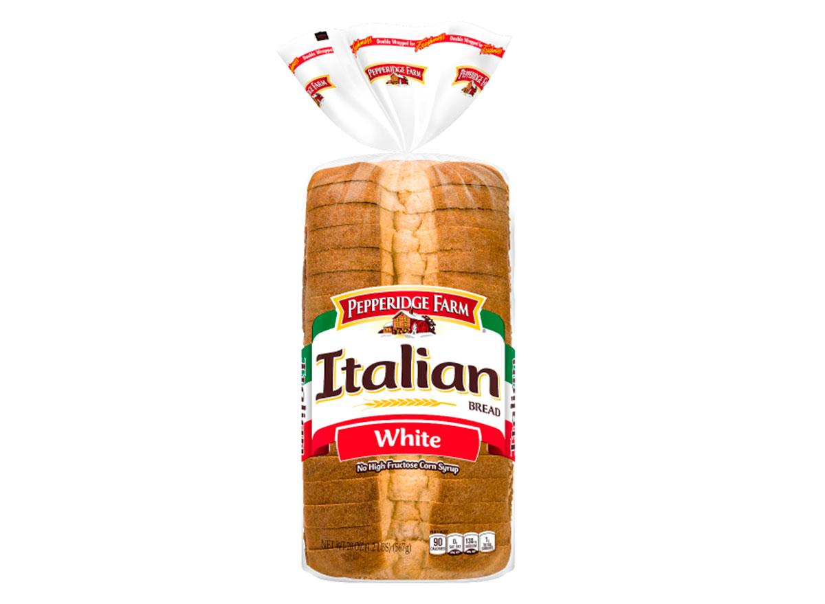pepperidge farm italian bread