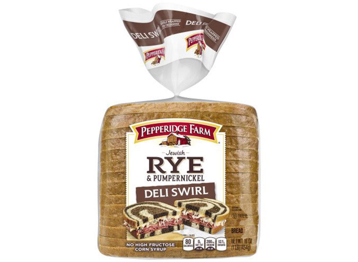 pepperidge farm rye bread