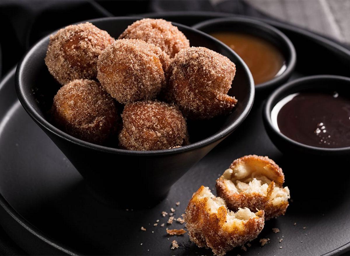 pf changs bao donuts
