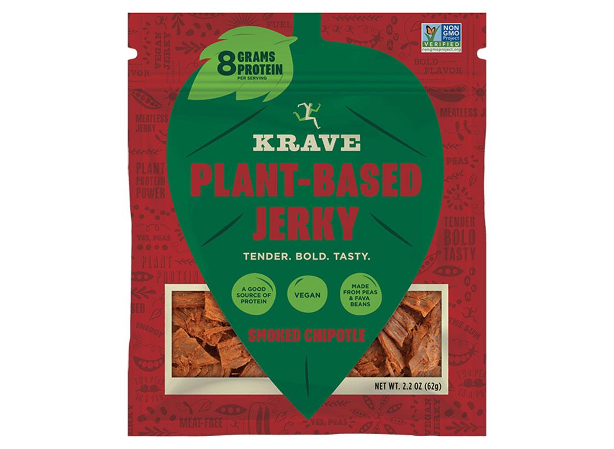 plant based jerky