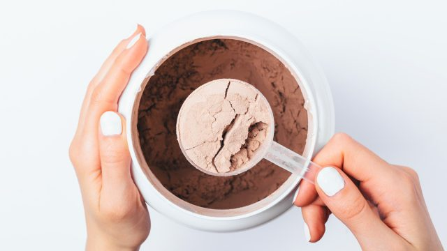 protein powder scoop