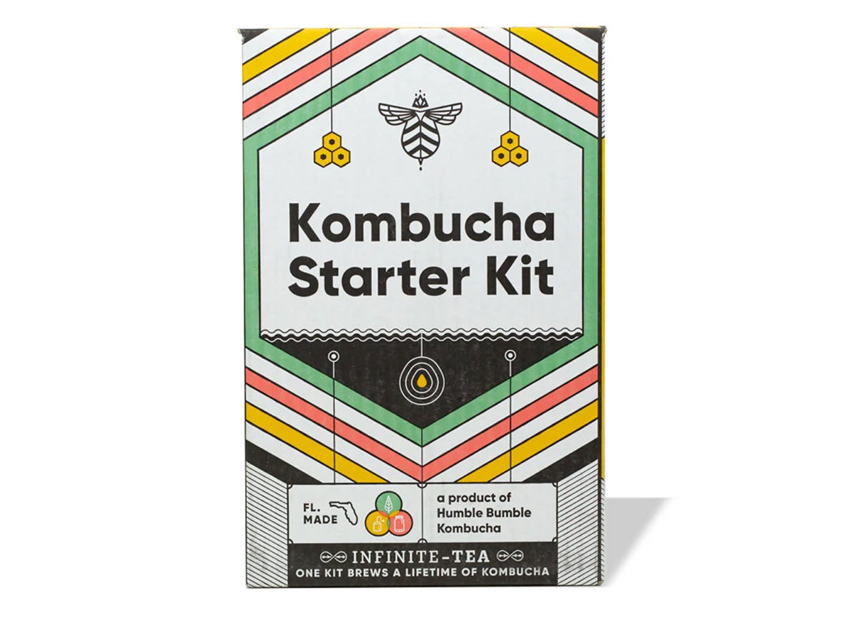 starter kombucha set