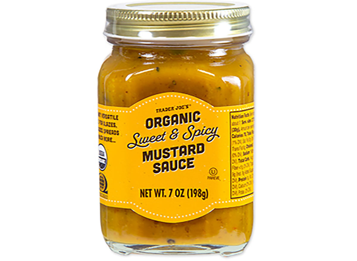 trader joes sweet and spicy mustard sauce